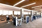 体育中心健身房装修效果图