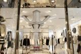时尚女装店铺装修设计效果图