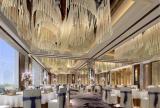 高级会所餐厅工装设计效果图