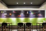 速食快餐店设计图片