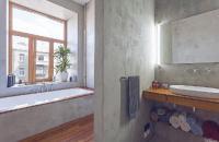 开放式乌克兰公寓 灵动简约设计空间