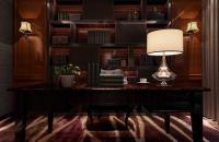 美式風格三居室案例賞析
