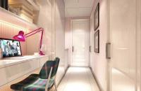 90平米簡約風格粉色家居裝修效果圖