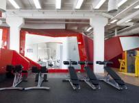 运动健身房装修图片