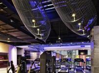 运动室 37度健身会馆装修图片