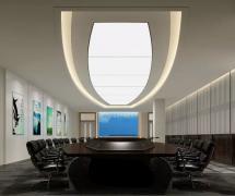 办公会议室最新设计图片