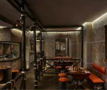 印度钦奈ITC大佐拉酒店工装西餐厅效果图