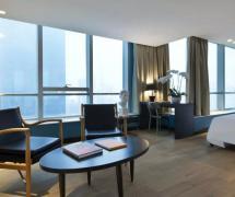 酒店客房窗戶設計圖片