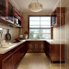 经典美式风格别墅装修设计案例