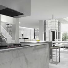 200平米简约风格别墅室内装修效果图