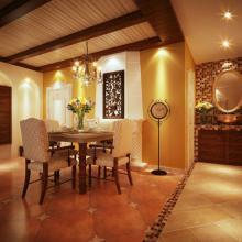 时尚现代风格三居室装修效果图欣赏