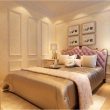 三居室欧式风格家庭装修效果图欣赏