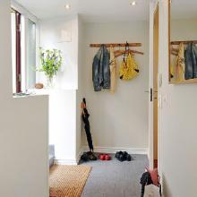 北欧白色主题复古公寓 不失精致