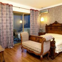 149平米中式风格四居室装修设计