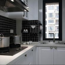 95平米大气欧式风格两居室装修设计