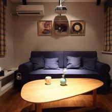 126平米混搭風格三居室裝修效果圖