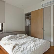 89平米简约现代室内装修设计图