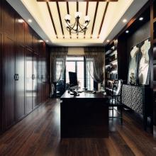 溫馨中式風格四居室裝修圖片