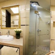 现代主义风格设计 沉稳大气二居室空间