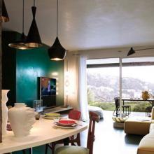 65平多彩小户型公寓 时尚活力住宅