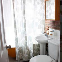 120平米田园风格两居室装修设计