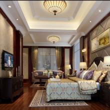 180平米歐式風格豪華舒適裝修設計