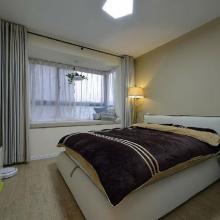 80平米三室简欧风格装修设计