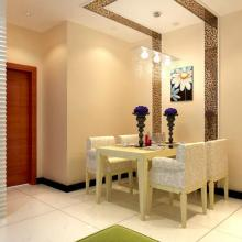 102平米简约风格三居室装修效果图赏析