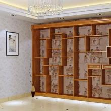 中式家具博古架装修设计