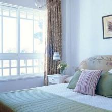 简约时尚二居室设计案例