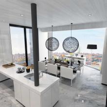 简约日式风格四居室装修效果图欣赏