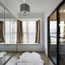 170平米现代摩登家居装修设计