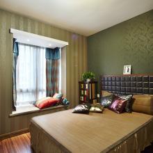 东南亚风格三居室设计