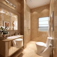 欧式风格卫生间装修设计效果图