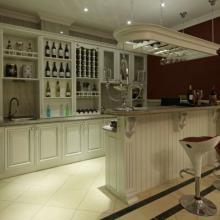 欧式简约别墅室内设计效果图