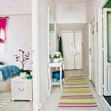 67平简约一居室设计案例