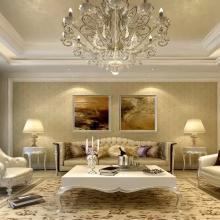欧式风格客厅装修效果图大全