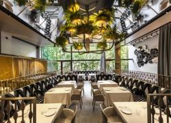 Mextizo餐廳裝修設計效果圖案例