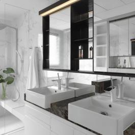 230平米簡約風格別墅裝修設計