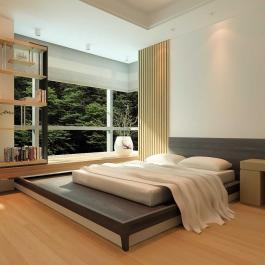 簡約一居室設計裝修效果圖賞析