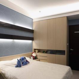 198平歐式三居裝修設計圖片