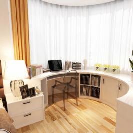 簡約裝修設計風格兩居室效果圖賞析