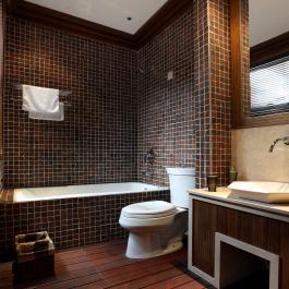 210平米泰式风格别墅装修设计