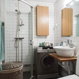 60名米現代風格單身公寓裝修效果圖