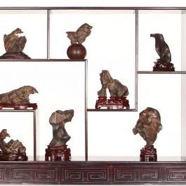 中式博古架圖片 博古架設計