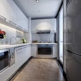 95平米简易家居装修效果图展示