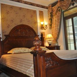146平米浪漫欧式居室装修效果图