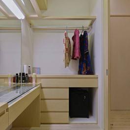125平混搭三居裝修風格案例