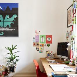 55平混搭風格室內設計案例