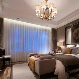 中海國際城 中式三居室設計